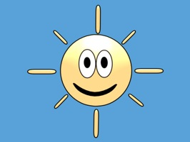Happy Summer Emoji contains 20 animated emojis representing the sun
