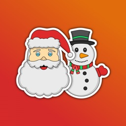 Christmas Stickers 2017