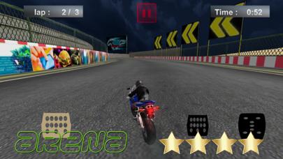 Pro 3 D リアルタイムアリーナバイクレースのおすすめ画像1