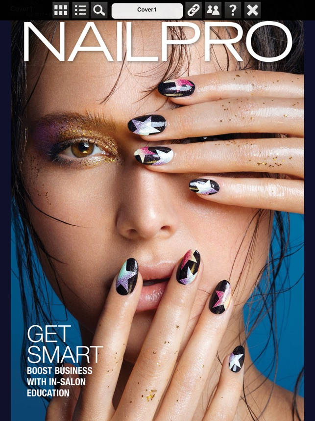 NAILPRO Magazine on the App Store