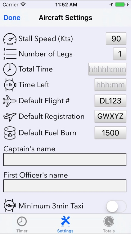 Flight Timer screenshot-3