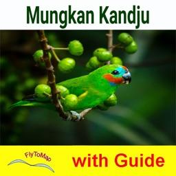 Mungkan Kandju National Park GPS map with guide