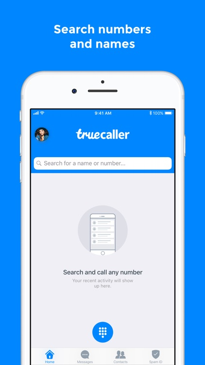 Truecaller screenshot-3