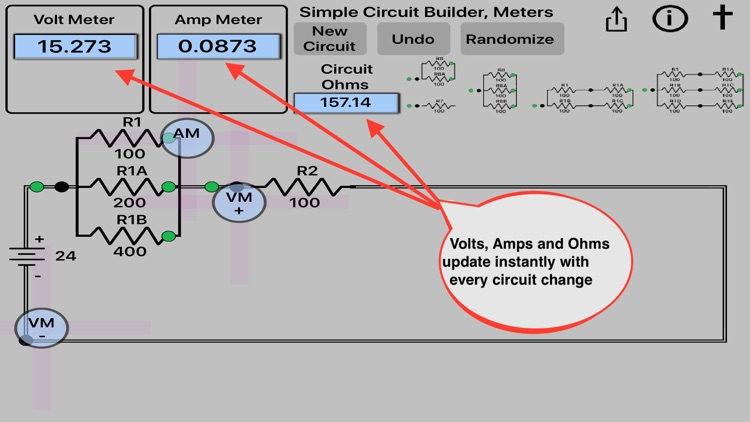 Simple Circuit Builder by David White