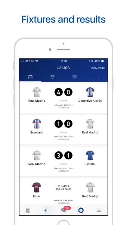 Real Live — Goals & News. screenshot-4