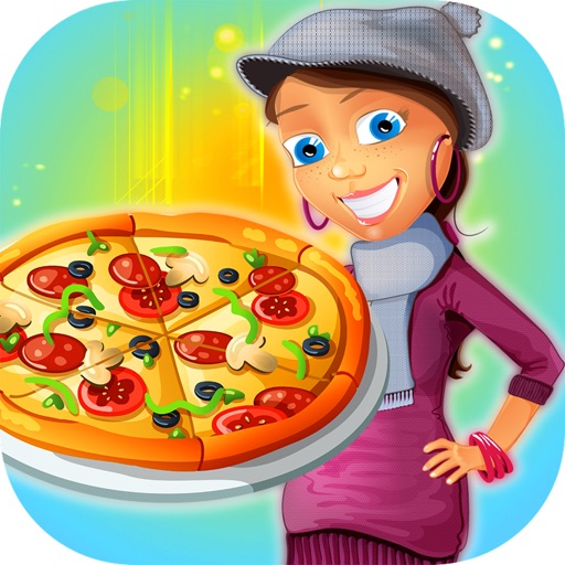 Pizza Dash : Street Food iOS App