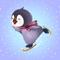 Penguin Bo 2 Sticker Pack