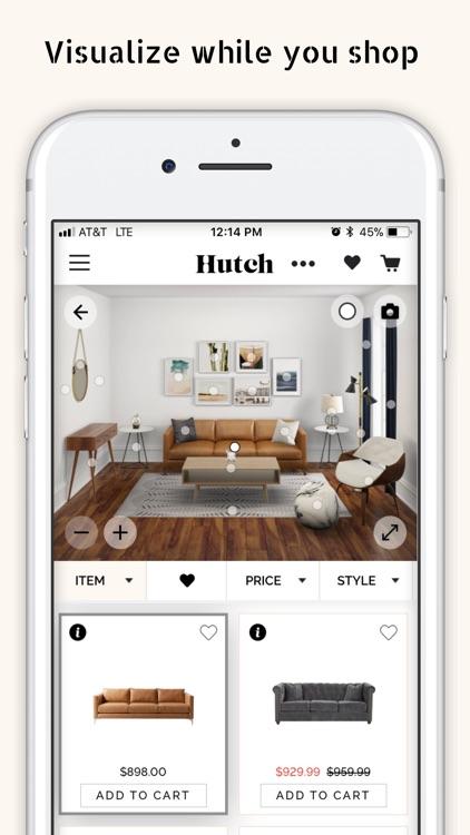 Hutch - Your virtual decorator