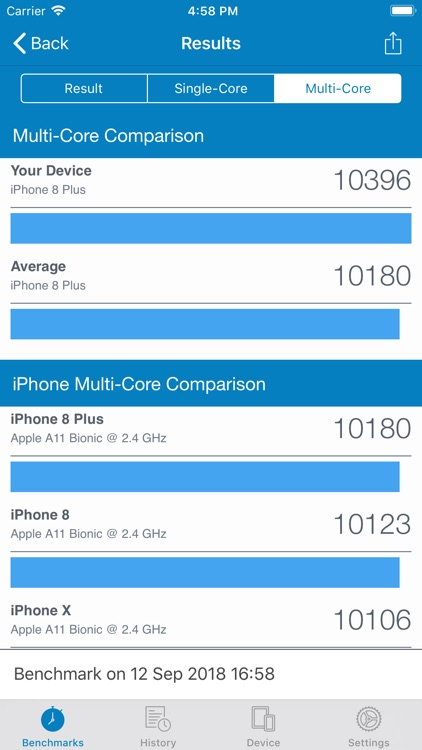 Geekbench 4 Pro screenshot-5