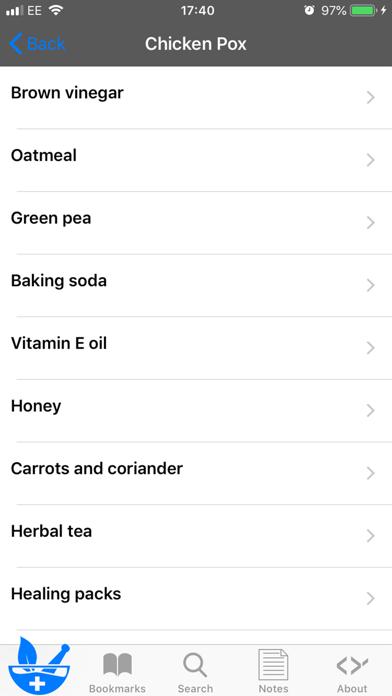 Home Natural Remedies review screenshots