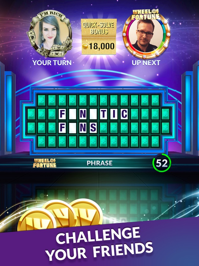 Words with friends challenge prizes for carnival games