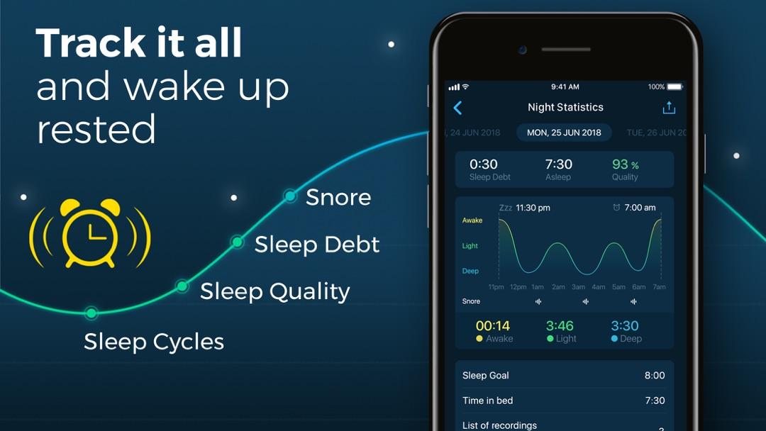 Sleepzy - Sleep Cycle Tracker Online Hack Tool