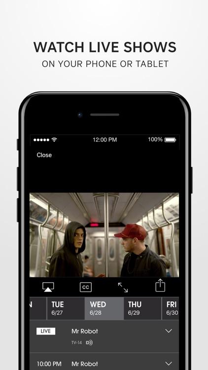 USA Network screenshot-3