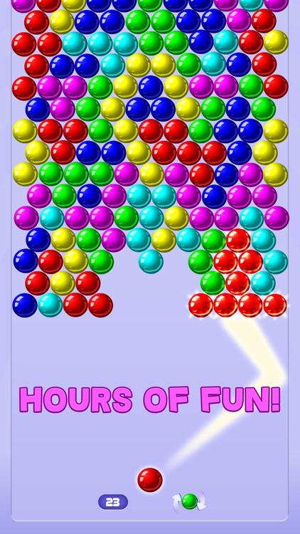 Bubble Shooter - Pop Bubbles screenshot-4