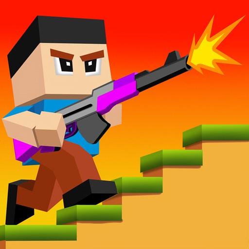Jumping Shooter Game