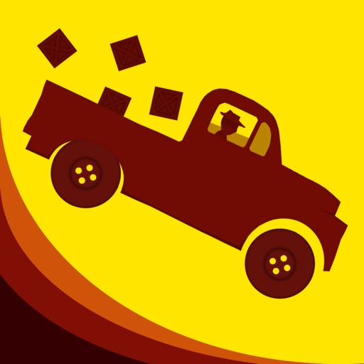 Bad Roads free software for iPhone, iPod and iPad