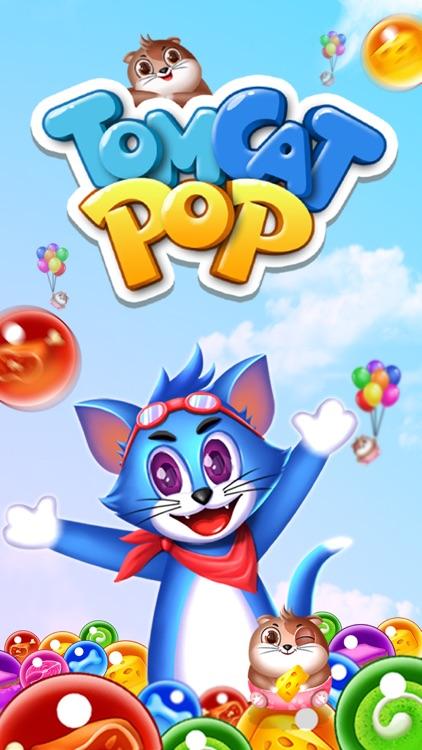 Tomcat Pop: Bubble Shooter screenshot-4