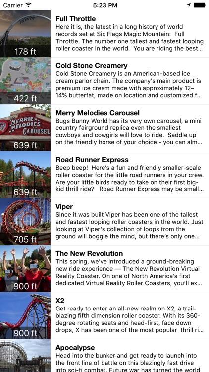 VR Guide: Magic Mountain