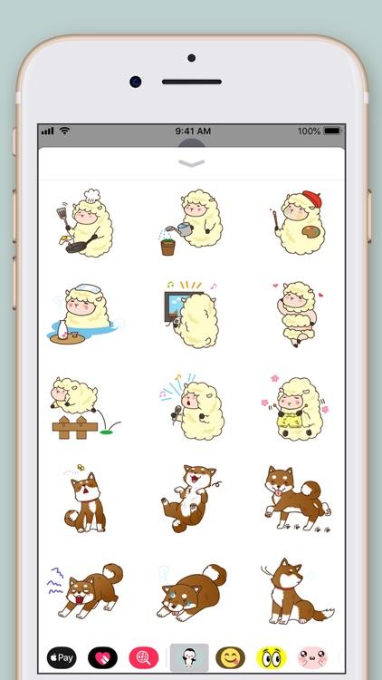 Amazing Animals Stickers screenshot-4