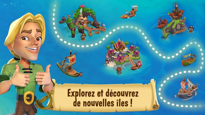 La Baie du Paradis Screenshot