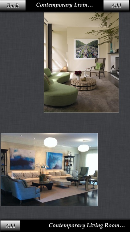 Living Room Design Ideas Pro screenshot-4
