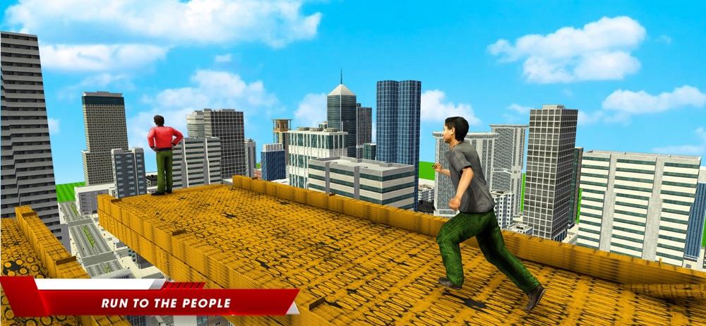 Free Fall Ragdoll Jump Game