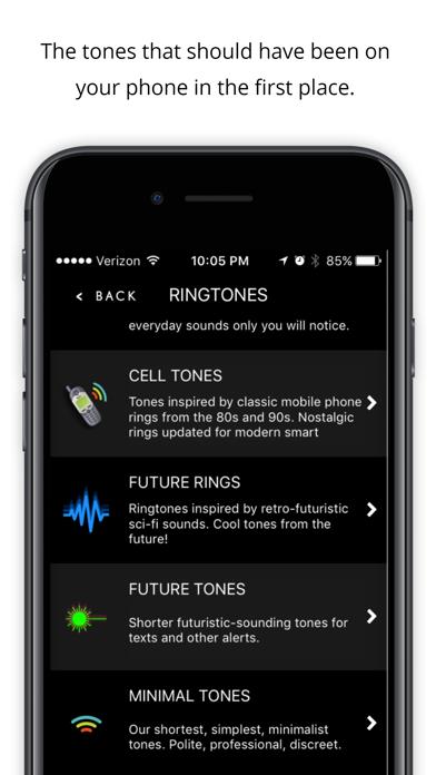 RCP Tones - Normal Ringtones | App Price Drops