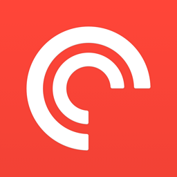 Ícone do app Pocket Casts