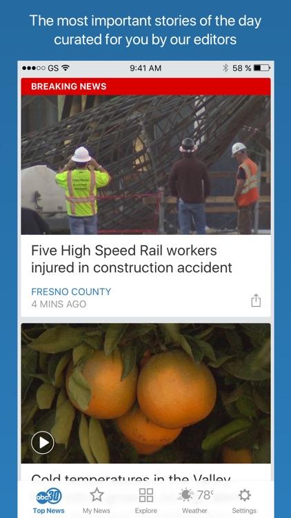 ABC30 Fresno screenshot-0