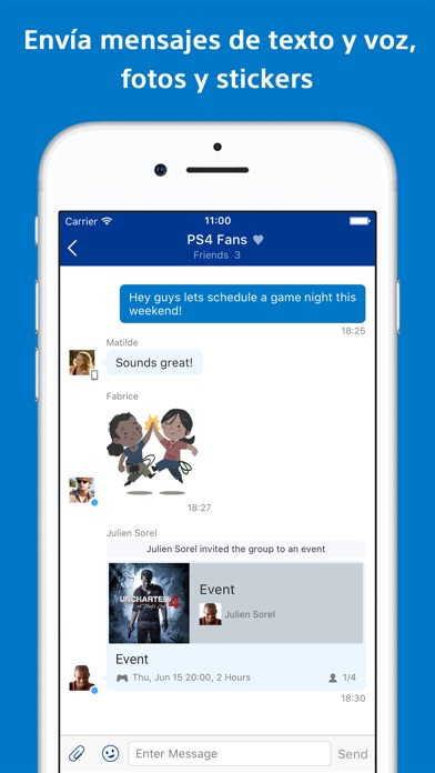 download PlayStation Messages apps 2