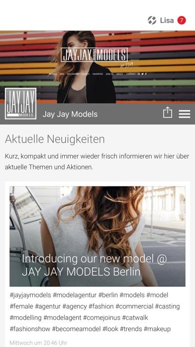 Jay Jay ModelsScreenshot von 1