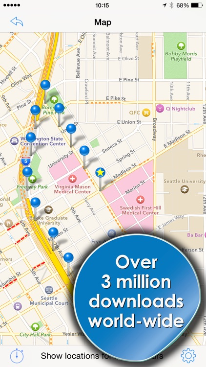 Phone Tracker for iPhones: GPS screenshot-2