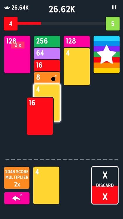 Twenty48 Solitaire screenshot-5