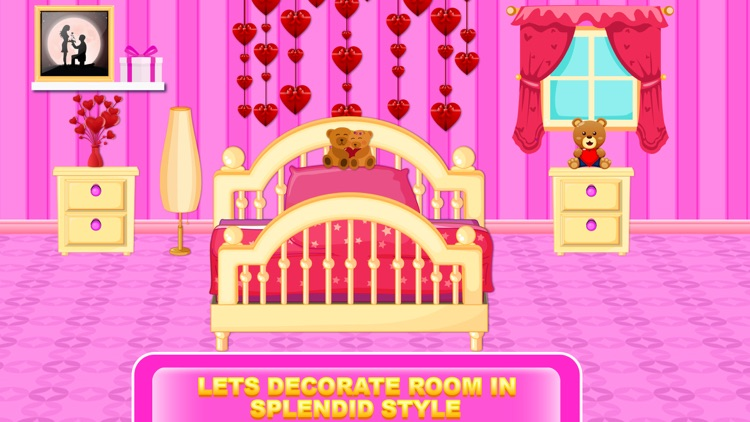 Princess Love Date Room Decor