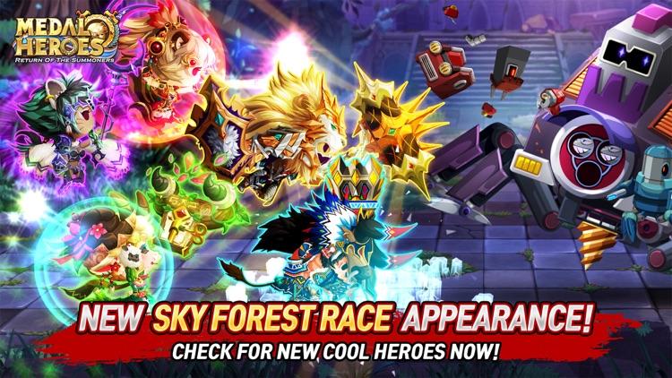 Medal Heroes : Arena Battle
