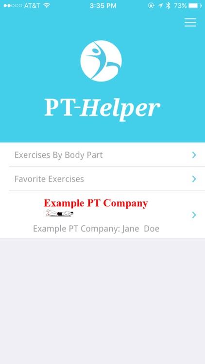 PT-Helper