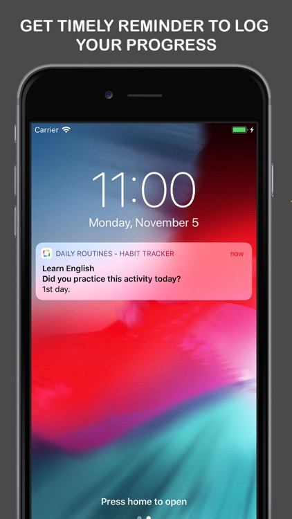 Daily Routines - Habit Tracker screenshot-3