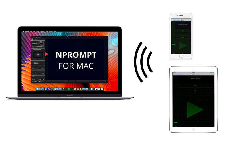 nPrompt - Teleprompter