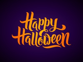 Halloween Happy Emoji Stickers