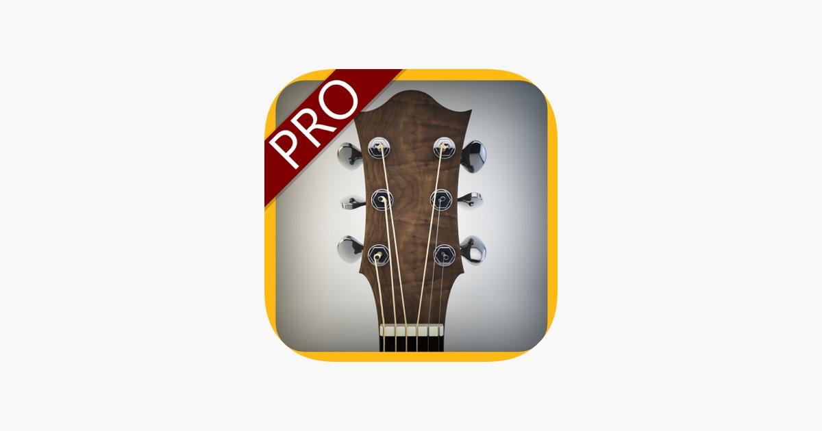Guitar Tutor Pro On The App Store