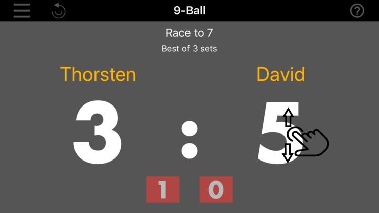 Scoreboard Master screenshot-4
