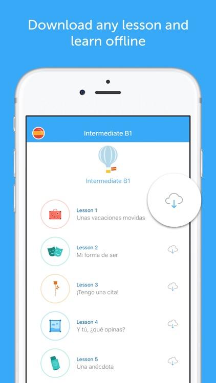 busuu - Learn English, Spanish & Other Languages screenshot-4