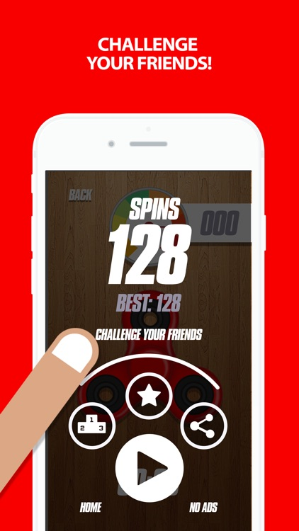 Spinner Challenge