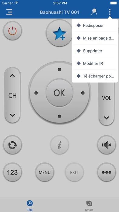 Télécharger Télécommande:ZaZa Remote pour iPhone / iPad sur l'App