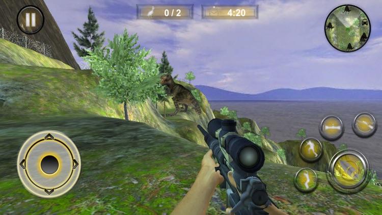 Dino Park Deadly Hunter screenshot-3
