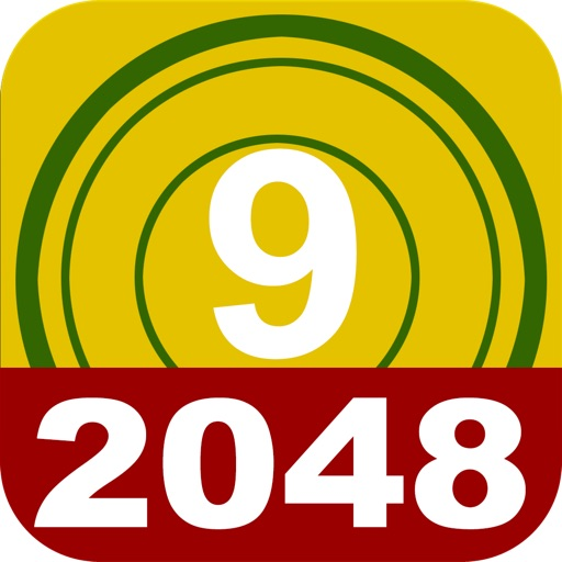 2048 Mahjong - Get 9 and 1-9!