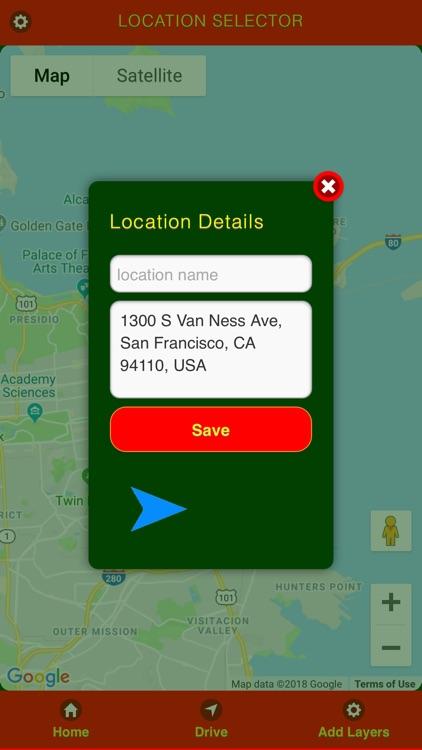 Route Navigation screenshot-7