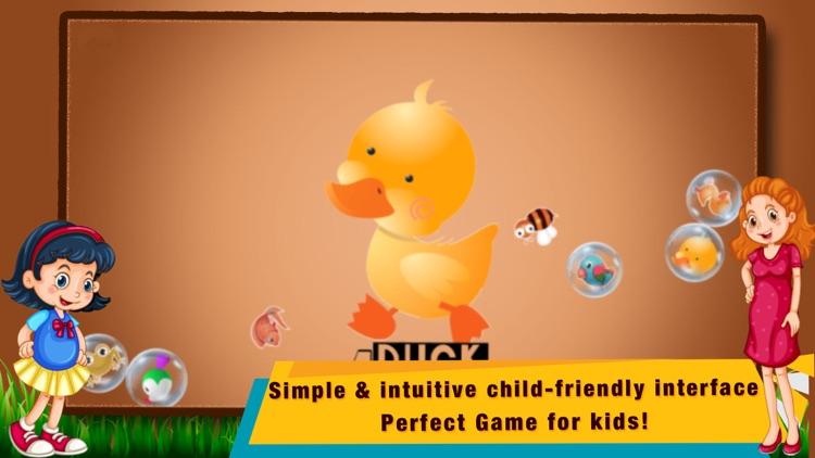 Animal Shape Puzzle game screenshot-4