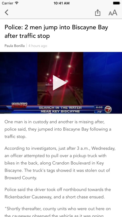 WSVN - 7 News Miami screenshot-2