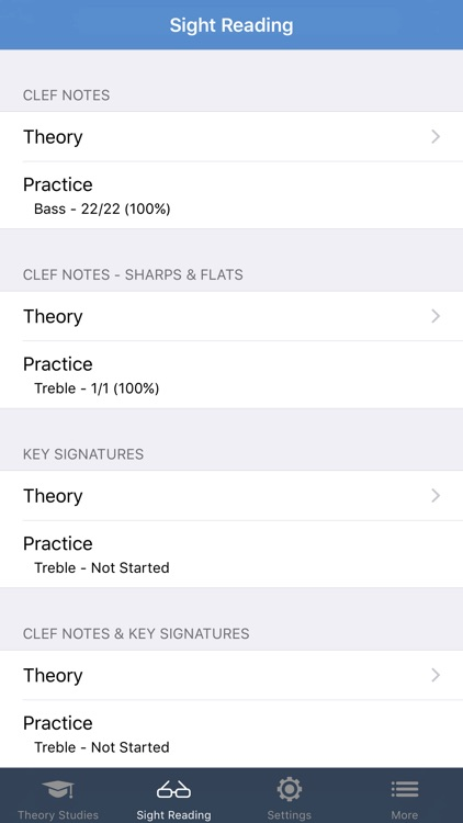 Music Theory and Practice by Musicopoulos screenshot-3